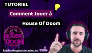 miniature tuto house of doom