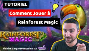 miniature tuto rainforest magic